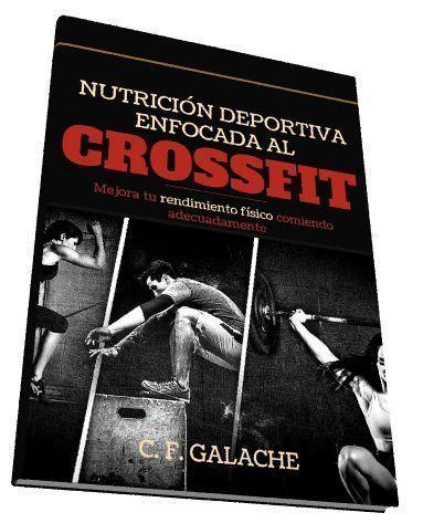 Portada Nutrición Deportiva enfocada al Crossfit