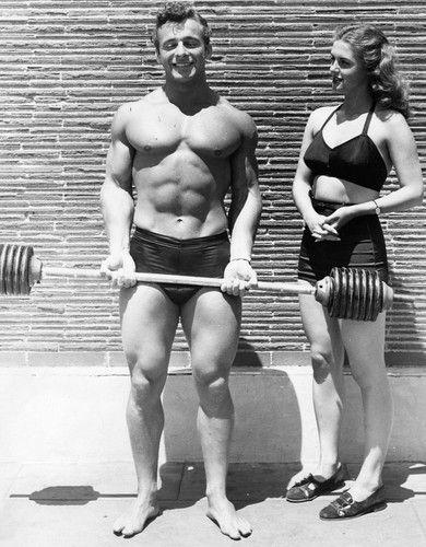 George Elferman full body