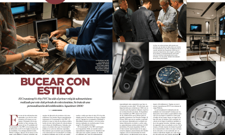 "CronotempVs 4 en ""Dapper Magazine"""