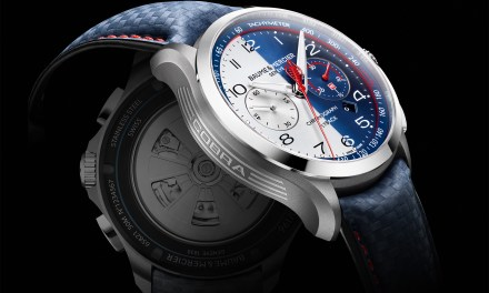"Baume & Mercier: Clifton Club ""Shelby Cobra"""