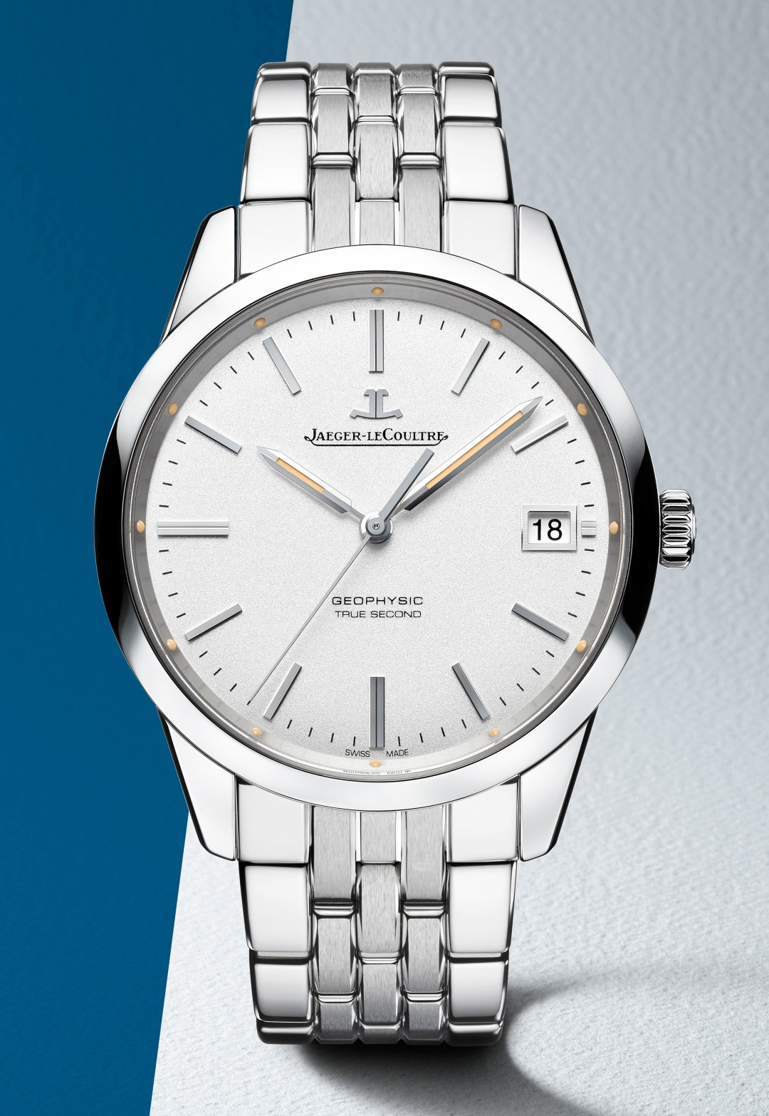 Jaeger-LeCoultre Geophysic True Second in steel_BG copy