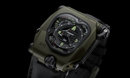 "URWERK: Remembering the EMC ""Time Hunter"""