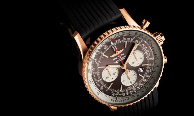 "Breitling ""Navitimer Rattrapante"""