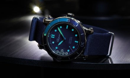 "Chopard ""Happy Ocean"""
