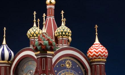 "Konstantin Chaykin ""Moscow Computus Clock"""