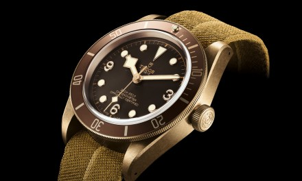 "Tudor ""Black Bay Bronze"""
