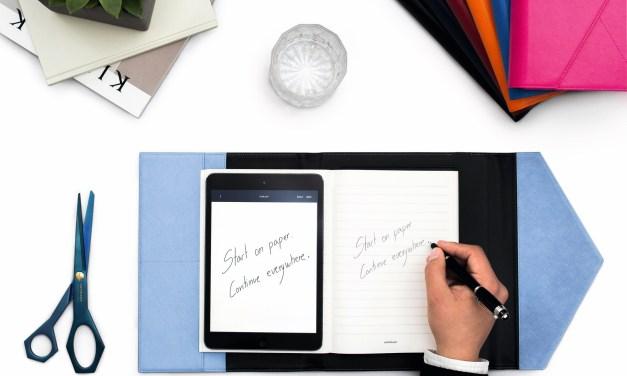 "Montblanc ""Augmented Paper"""