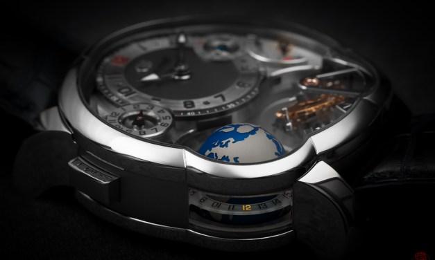 "Greubel Forsey ""GMT"""