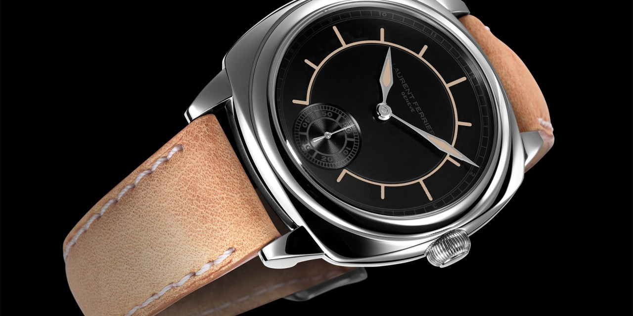 "Laurent Ferrier ""Galet Square Boréal"""