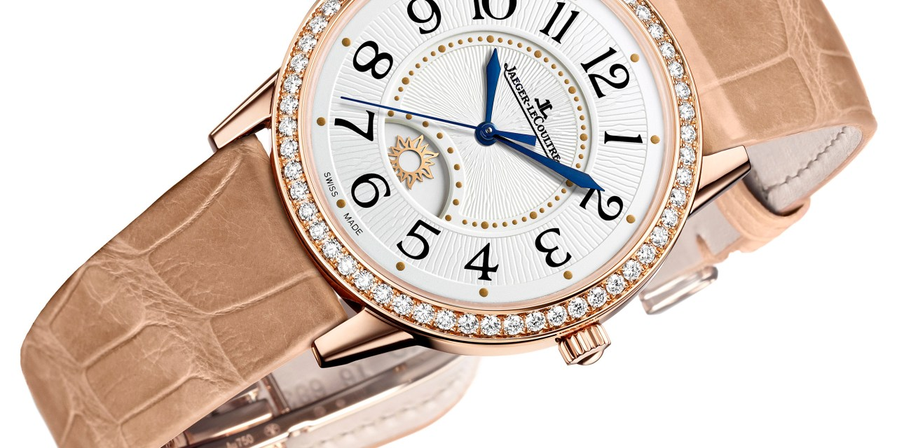 "Jaeger-LeCoultre ""Rendez-Vous Night & Day"""
