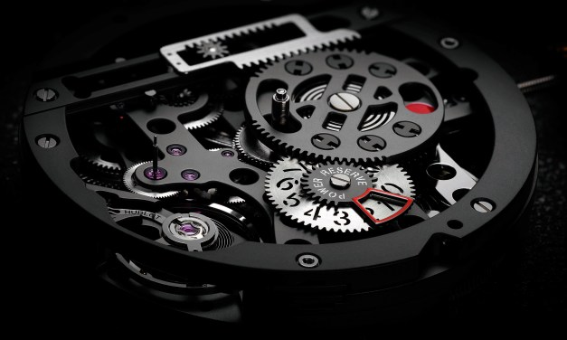 "Hublot ""BIG BANG MECA-10"""
