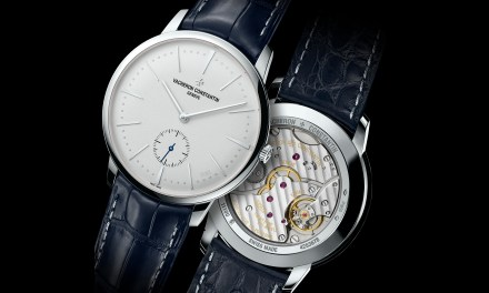 "Vacheron Constantin ""Patrimony Collection Excellence Platine"""