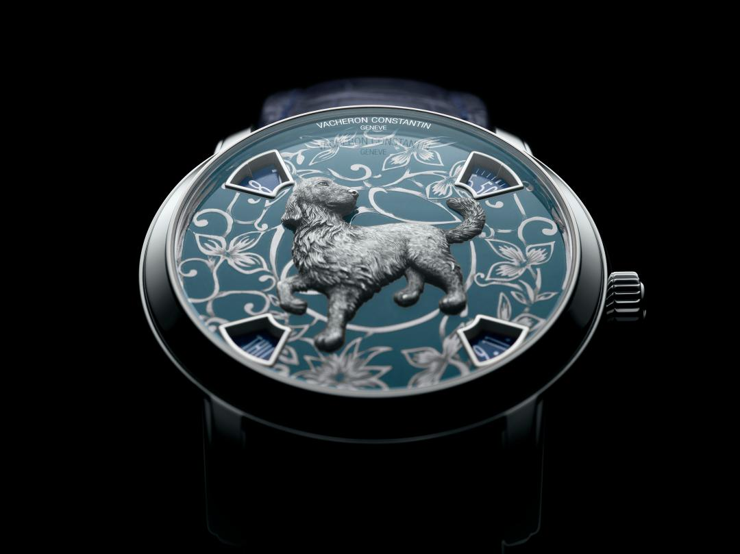METIERS D'ART THE LEGEND OF THE CHINESE ZODIAC – year of the dog
