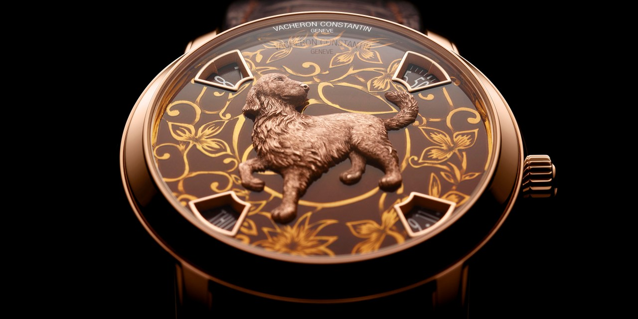 "Vacheron Constantin ""Métiers d'Art The legend of the Chinese zodiac"""