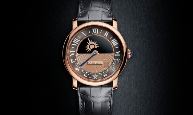 """Cartier """"Rotonde Mysterious Day & Night"""""""