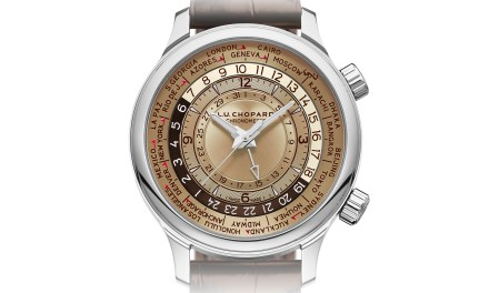 "L.U.Chopard ""Time Traveler One – Time of the Desert"""