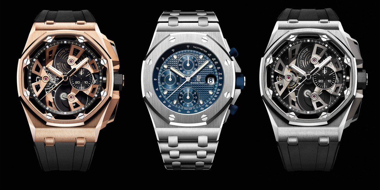 AUDEMARS PIGUET Celebrates the 25th Anniversary of  the Royal Oak Offshorre