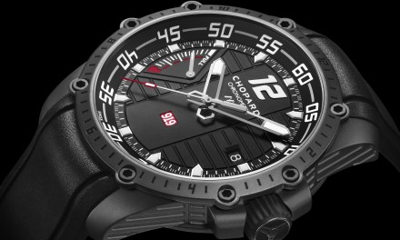"Chopard ""Superfast Power Control Porsche 919 HF Edition"""
