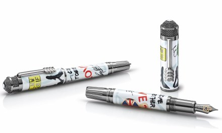 Montblanc Great Characters The Beatles Edition: A Tribute To The Incomparable Talent of The Fab Four