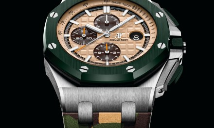 "Audemars Piguet ""Royal Oak – OFFSHORE SELFWINDING CHRONOGRAPH"""