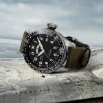 IWC Aviador Timezoner Spitfire Edición «The Longest Flight»