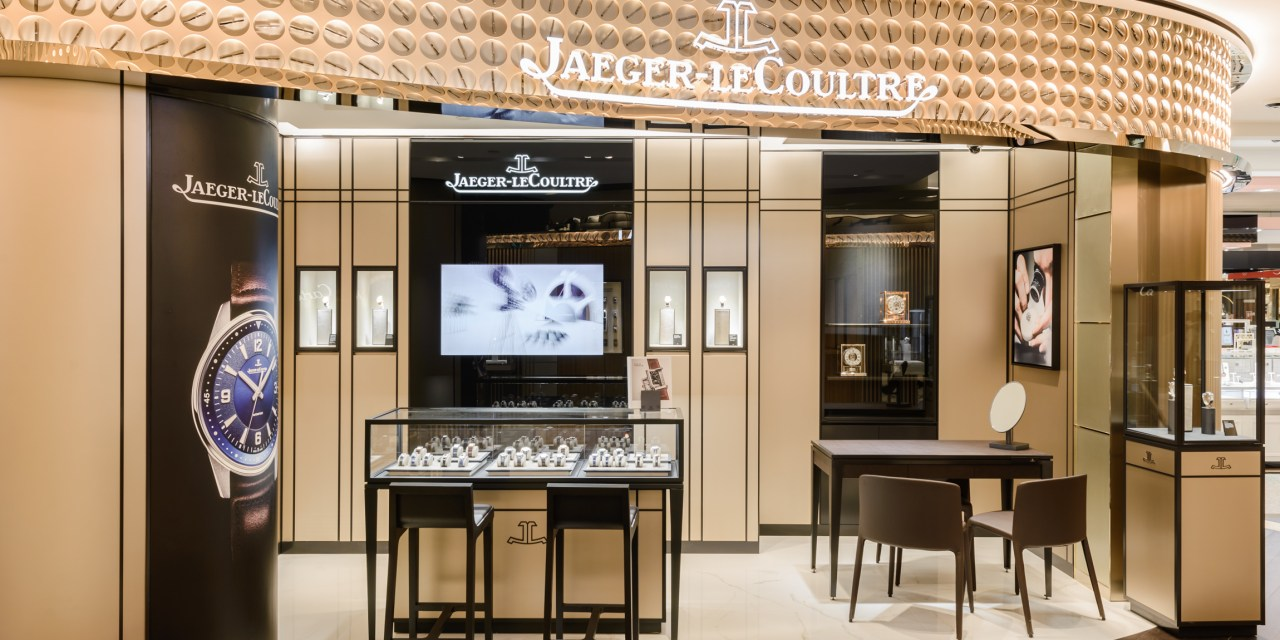 "Jaeger-leCoultre inaugura la ""Boutique TimeVallée"""