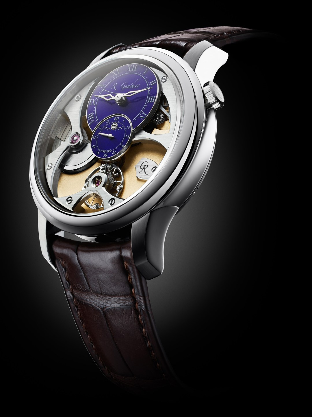 Romain_Gauthier_Insight_Micro-Rotor_white_gold_blue_enamel_dial_2