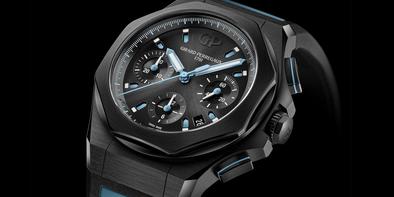 """Girard-Perregaux """"Laureato Absolute Chronograph"""" For ONLY WATCH AUCTION"""
