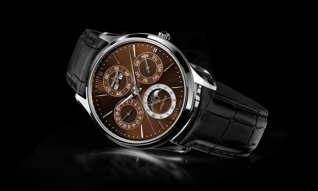 """Jaeger-LeCoultre """"Master Ultra Thin Perpetual"""" for ONLY WATCH AUCTION"""