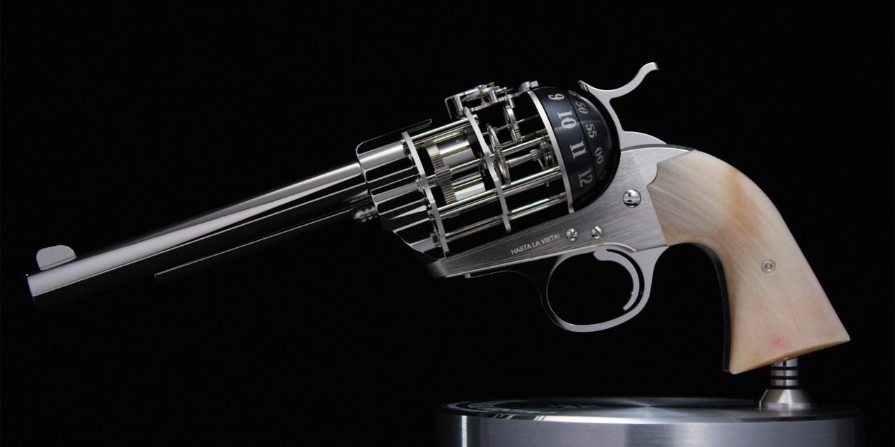 "The Unnamed Society ""Revolver"""