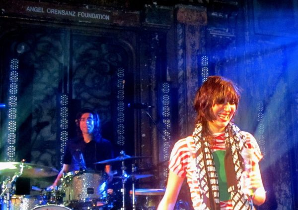 Yeah yeah yeahs by Chris Goldberg via Flickr