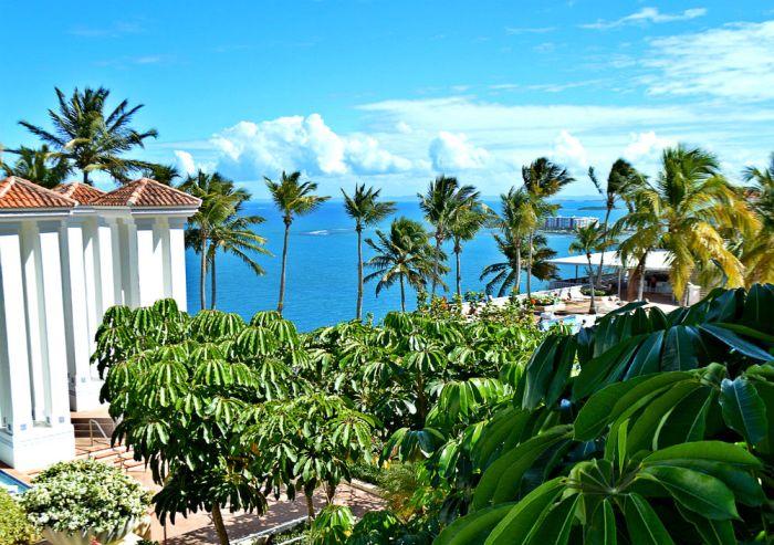 El Conquistador Resort in Puerto Rico - by Eileen Cotter Wright