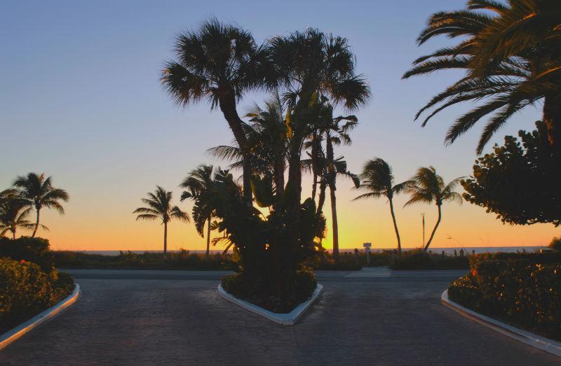 sunset tween waters inn captiva island florida eileen cotter wright small