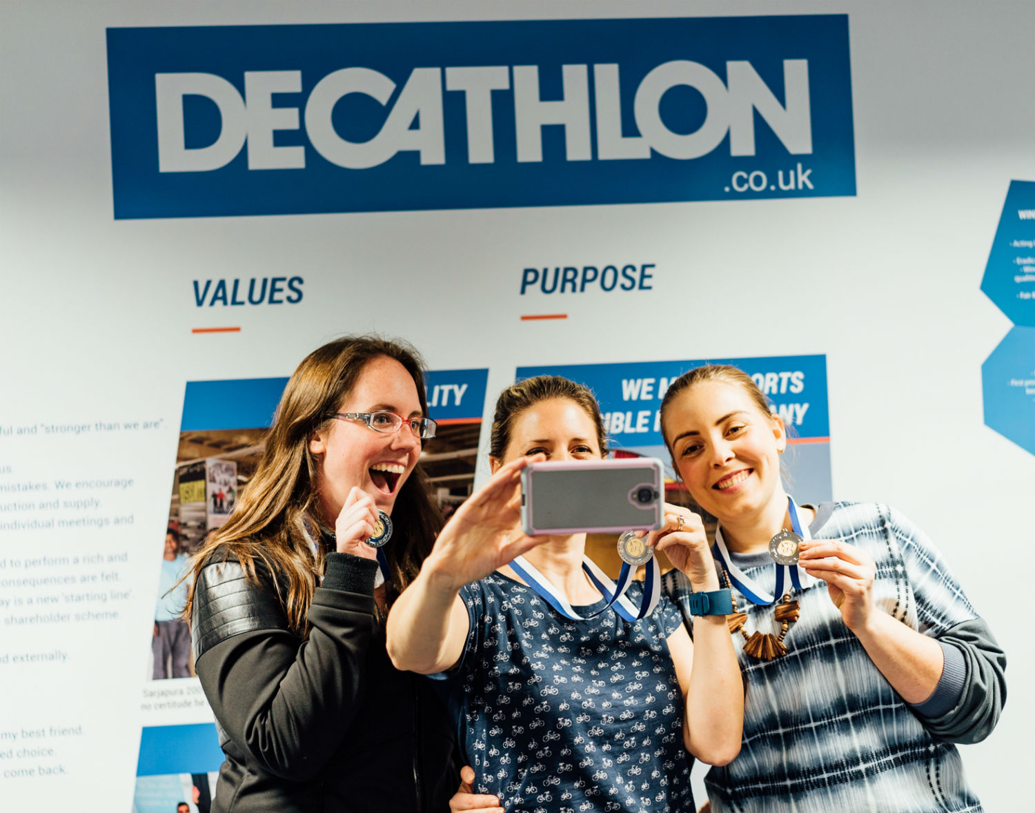 Supporting Ethical Brands in the UK: The Decathlon Scavenger Hunt