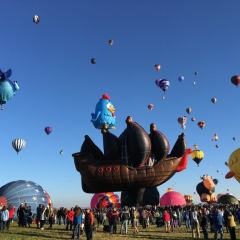 Bucket List: Balloon Fiesta in Albuquerque, New Mexico