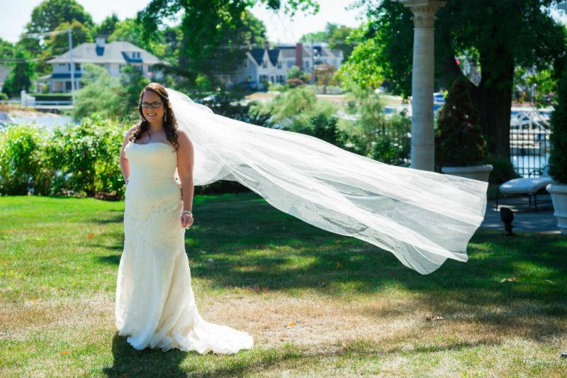 me wedding dress Eileen Cotter Wright