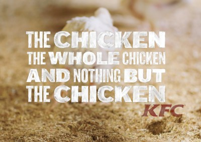KFC – Food Quality Stories