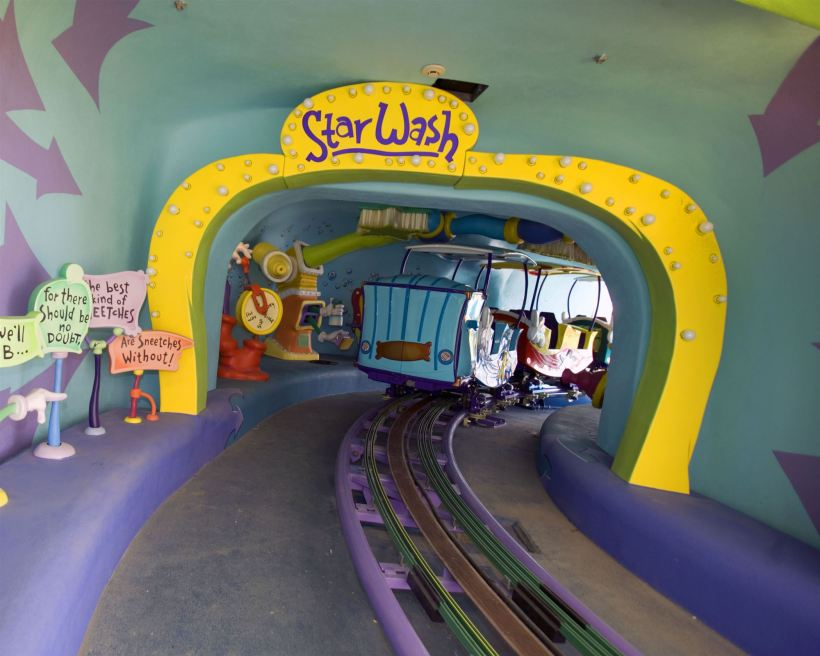 Seuss Trolly Ride