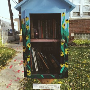 Little Free Library #35