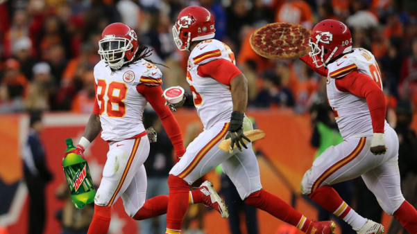 The Chiefs intercepted more than just Peyton's passes.