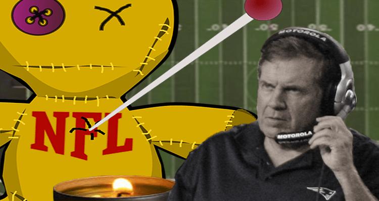 Bill Belichick's Voodoo Curse