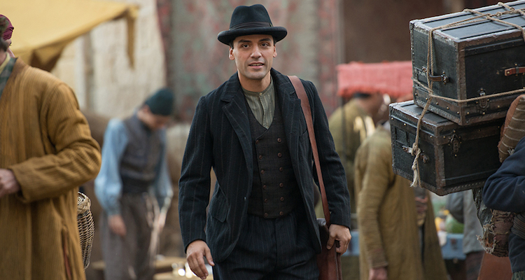 REVIEW: The Promise Tackles a Huge Subject Respectfully but Inadequately
