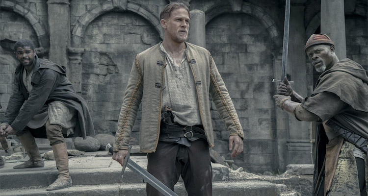 REVIEW: Guy Ritchie's King Arthur Has That Modern, Medieval Pep