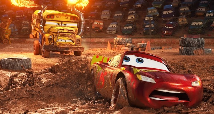 REVIEW: Cars 3 Is the Talky Existential Drama Kids Crave!