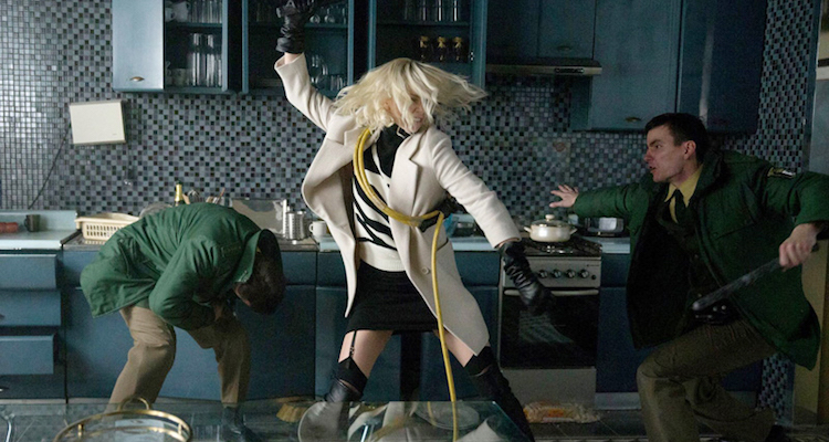 REVIEW: Have Your Butt Handed to You By Atomic Blonde
