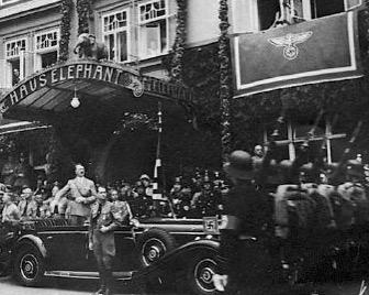 Hitler elephant