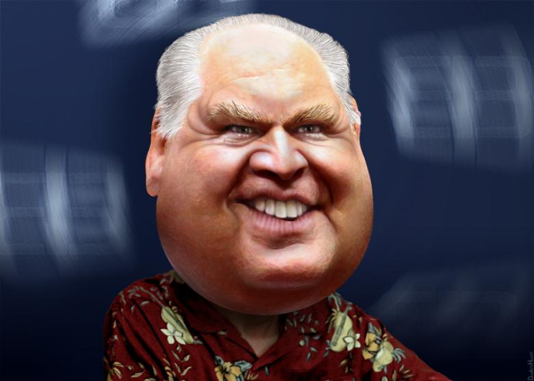 Rush Limbaugh Must Be In Real Trouble