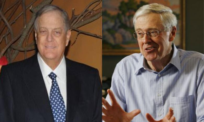 Koch Networks Plan To Spend Almost $1 Billion In 2016