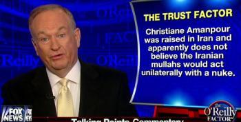 CNN's Christiane Amanpour Responds To Bill O'Reilly's Attacks