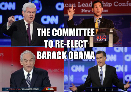 The Committee To Re-Elect Barack Obama